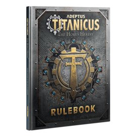Games Workshop Adeptus Titanicus Rulebook