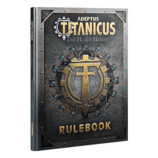 Games Workshop Adeptus Titanicus Rulebook