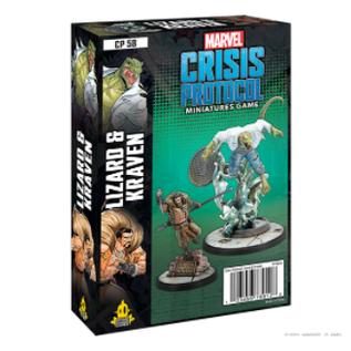 Crisis Protocol Lizard & Kraven