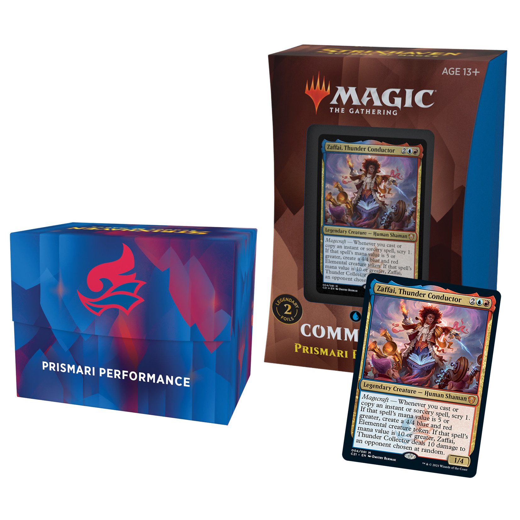 Wizards of the Coast Commander 2021