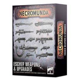 Games Workshop Escher Weapons & Upgrades
