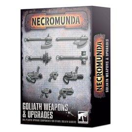 Games Workshop Goliath Weapons & Upgrades