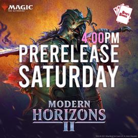 MTG Modern Horizons 2 Prerelease  - Saturday June 12th 4:00 PM