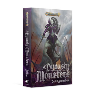 Games Workshop A Dynasty Of Monsters (HB)