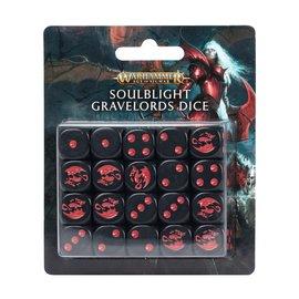 Games Workshop Soulblight Gravelords Dice