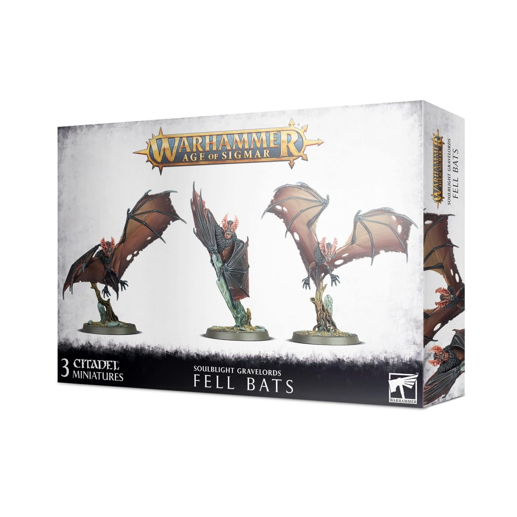Games Workshop Fell Bats