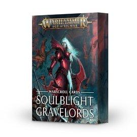 Games Workshop Warscrolls: Soulblight Gravelords