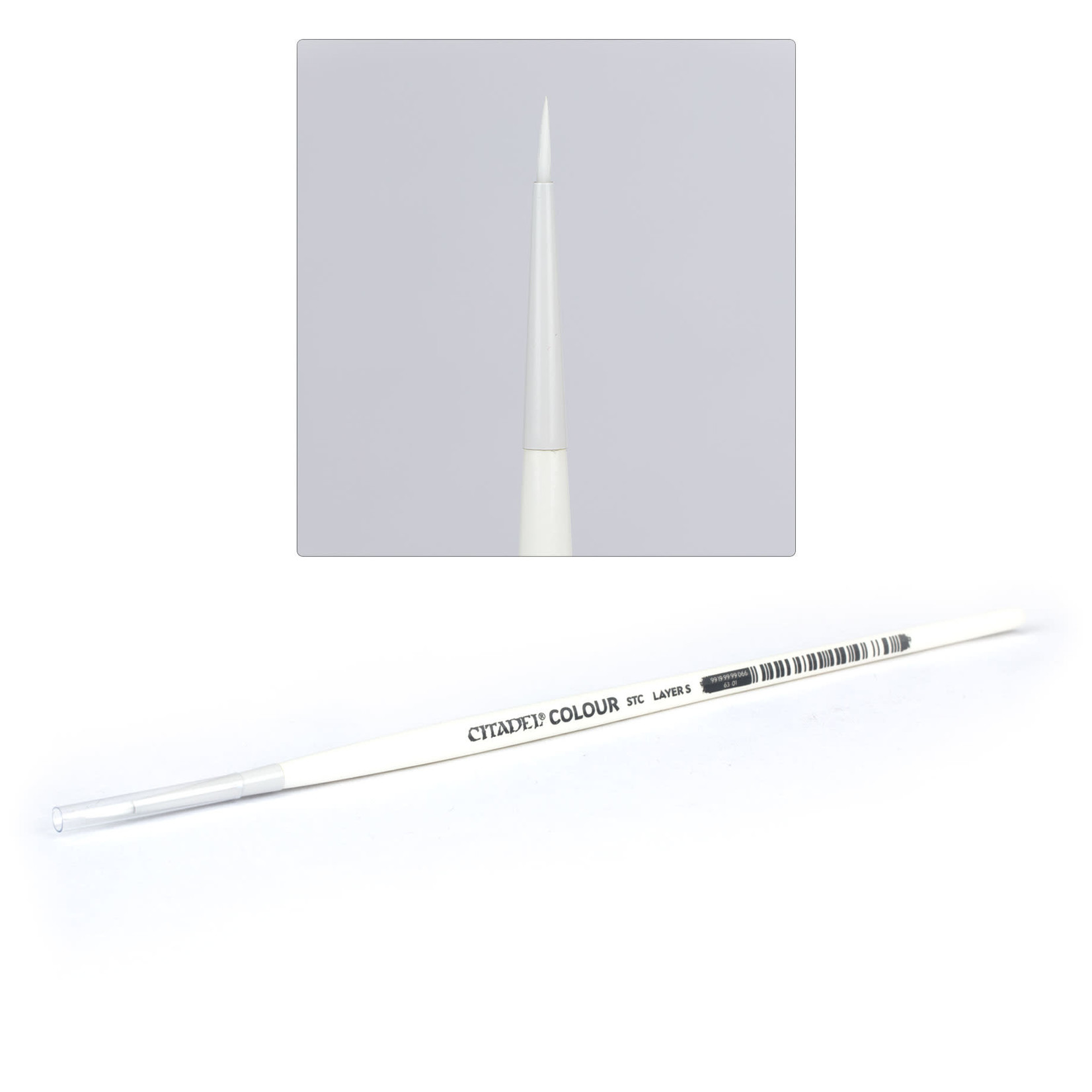 Games Workshop Synthetic Layer Brush (Small)