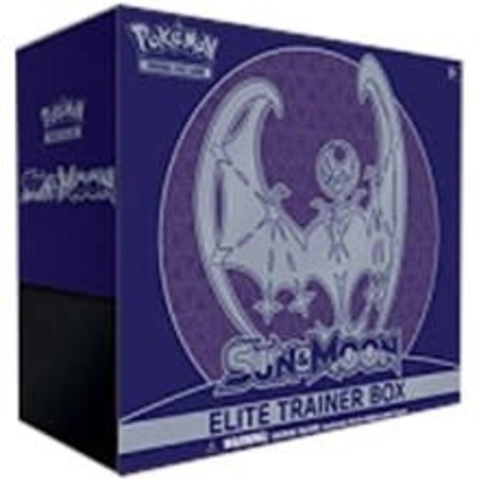 Pokémon Sun & Moon Elite Trainer Box