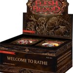 Legend Story Studios Welcome to Rathe Unlimited Booster Box Display