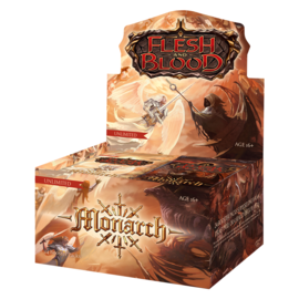 Legend Story Studios Monarch Booster Box Display [Unlimited  Edition]