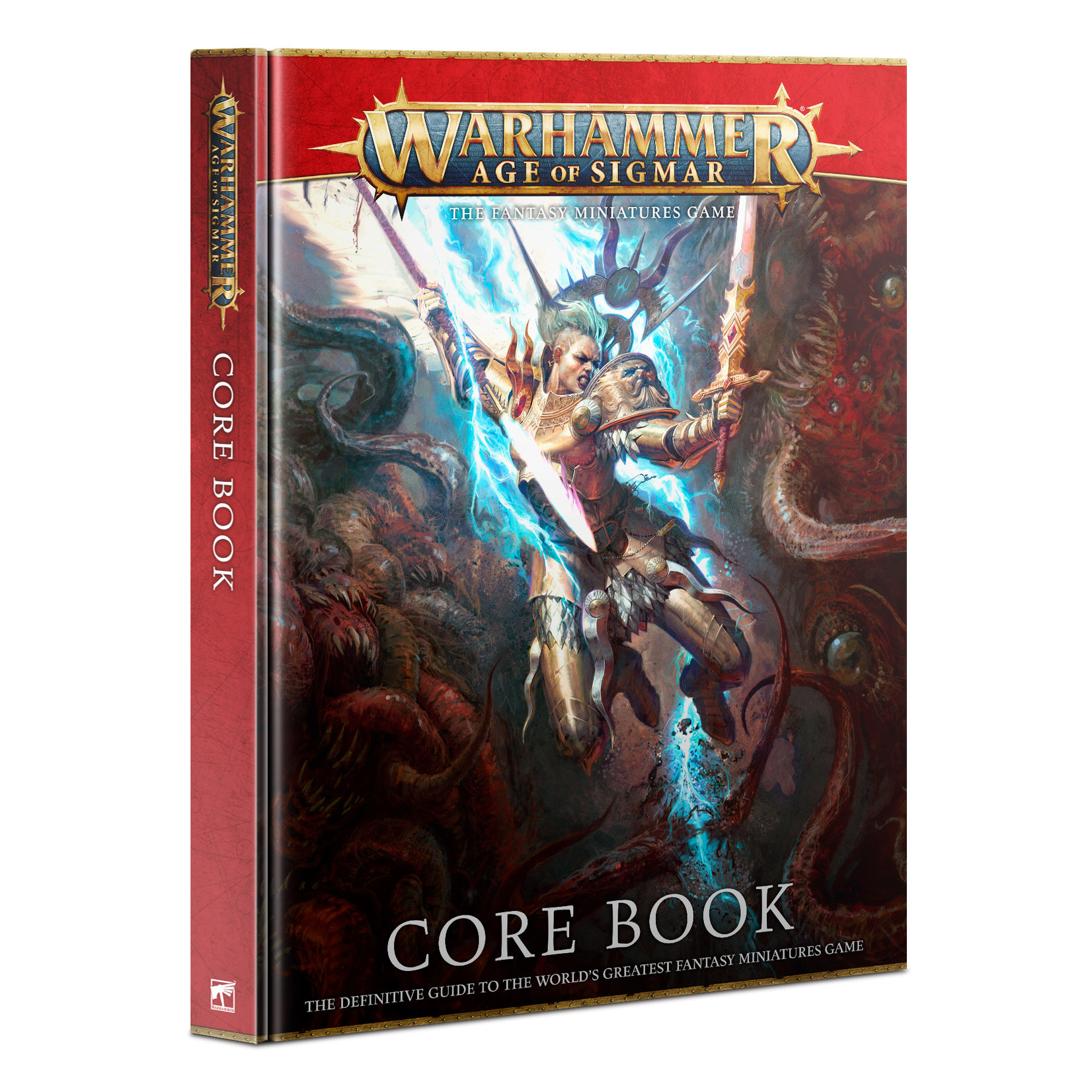 Games Workshop Age Of Sigmar: Core Book (3rd Edition)