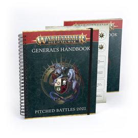 Games Workshop General's Handbook & Pitched Battles 2021