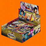 Bandai Supreme Rivalry Booster Box Display (Set 13, Unision Warrior 4)