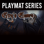 Legion PREORDER - Greg's Games Playmat Series: Crimson Greg