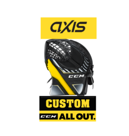 CCM AXIS PRO GOALIE CATCH GLOVE