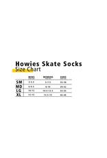 Howies Pro Style Skate Socks