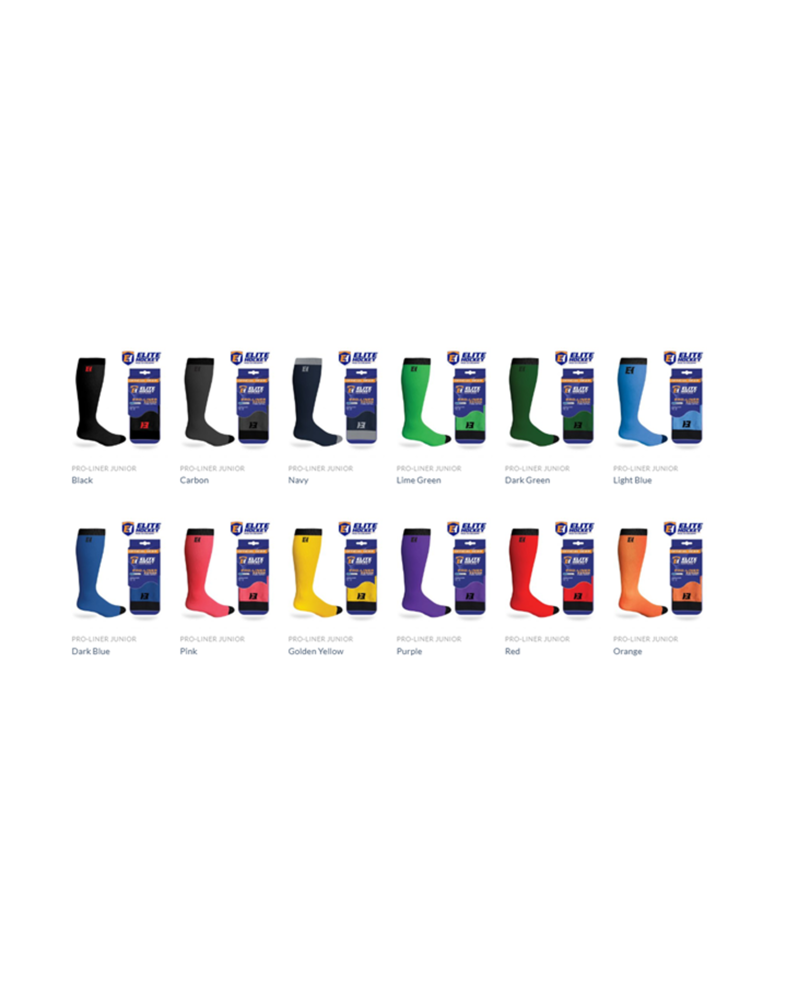 Icon-Elite PRO-LINER SKATE SOCKS KNEE
