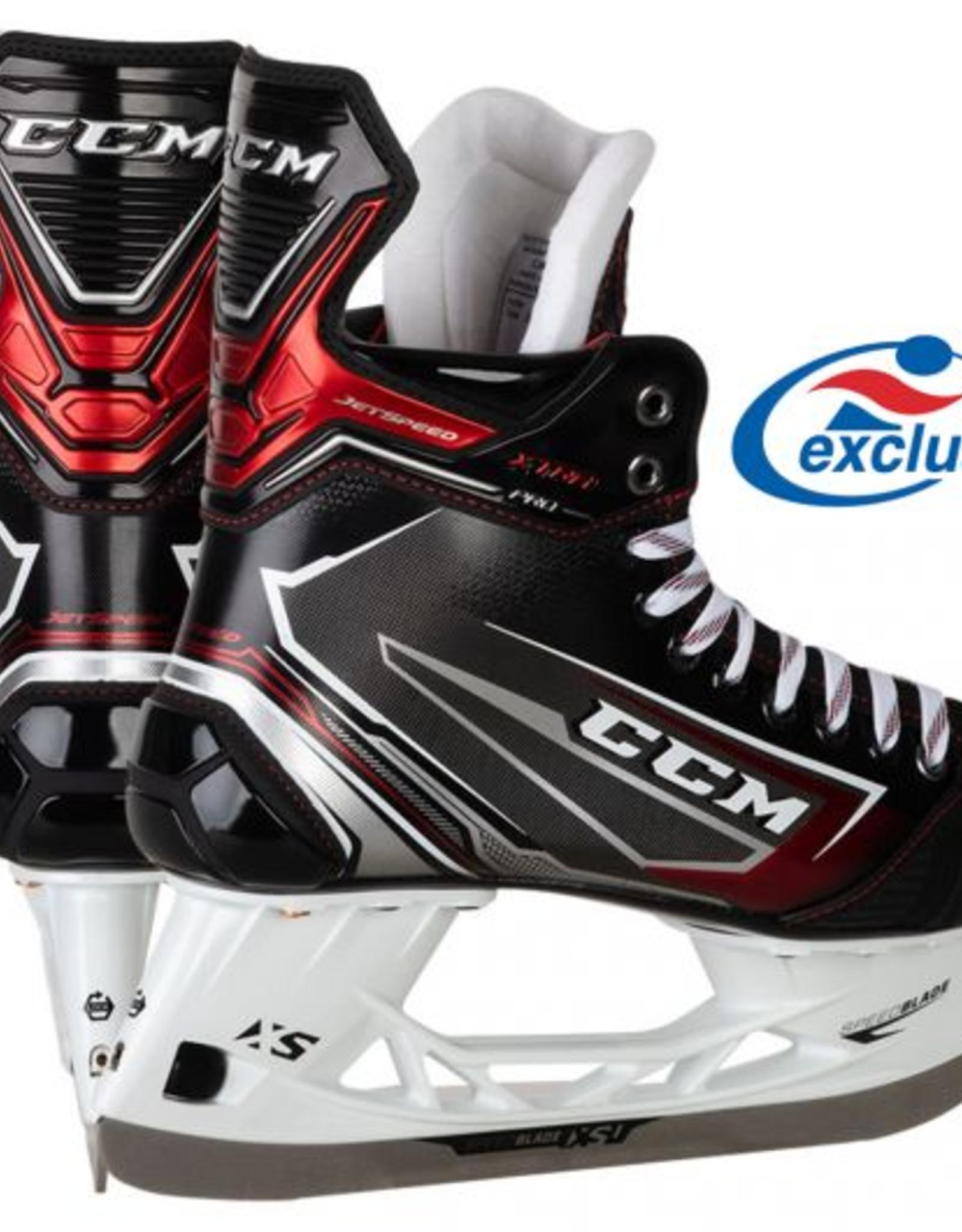 CCM Jetspeed Xtra Pro Senior Hockey Skates