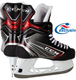 CCM Jetspeed Xtra Junior Hockey Skates