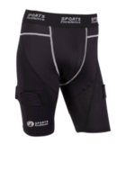 Sports Excellence Senior Compression Jock Shorts