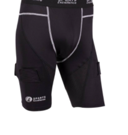 Sports Excellence Senior Compression Jock Shorts