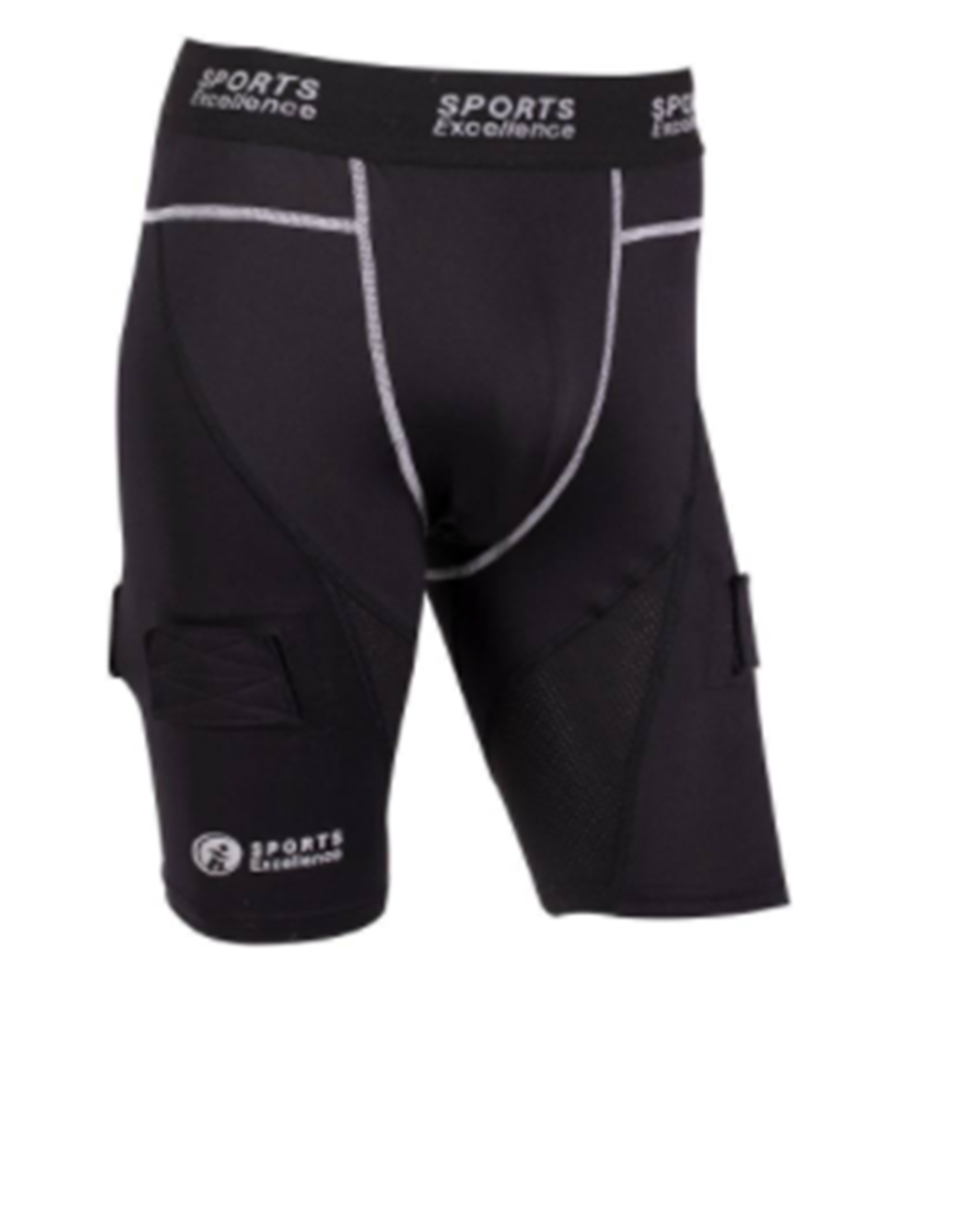 Sports Excellence Junior Compression Jock Shorts