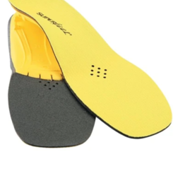 Superfeet Yellow Skate Insoles