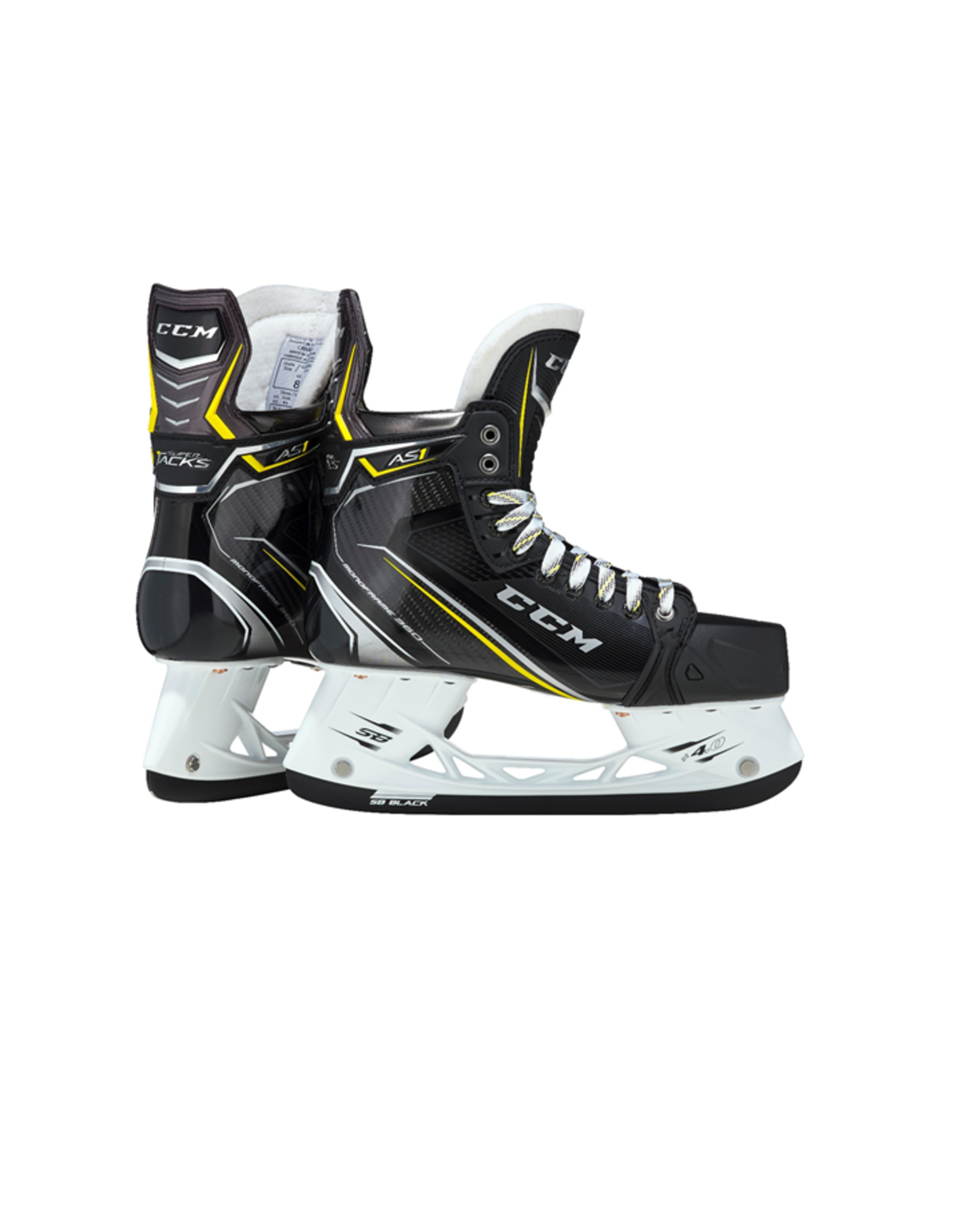 CCM Super Tacks AS1 Youth Hockey Skates