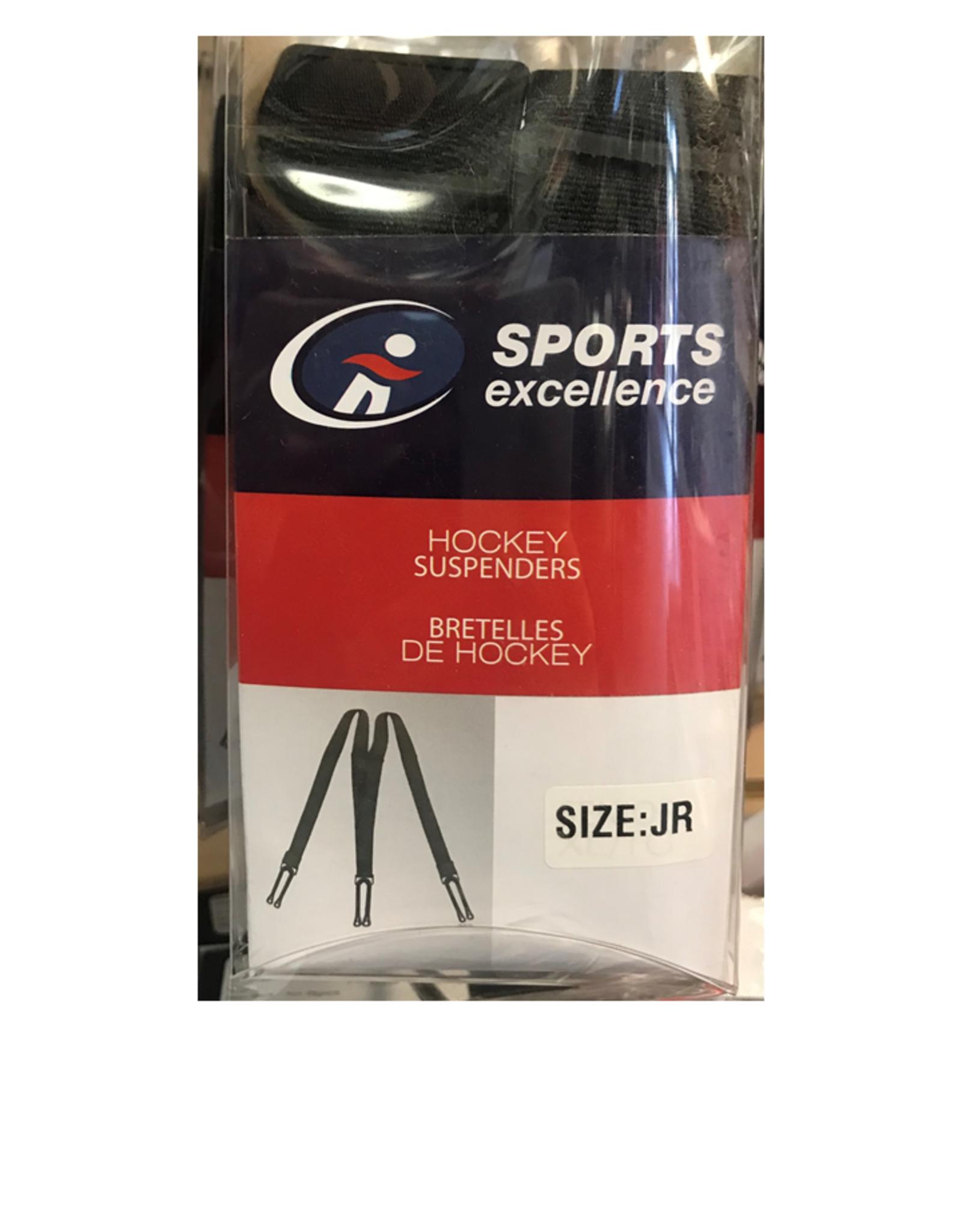 Sports Excellence Junior Hockey Suspenders