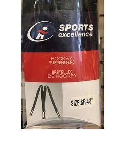 Sports Excellence Senior Hockey Suspenders