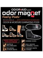 Odor Aid Odor Magnet Footy Pods