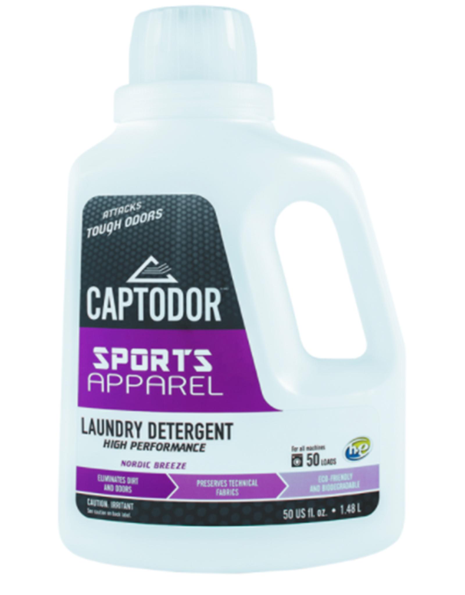 Captodor Sports Laundry Detergent