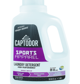 Captodor Sports Laundry Detergent