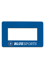 Blue Sports Rectangular Passer