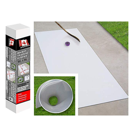 Linwood Roll Up Hockey Shooting Pad 8'x4'