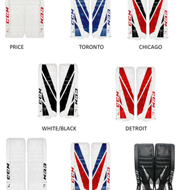 CCM Extreme Flex E4.5 Junior Goalie Pads