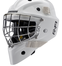 Warrior Ritual R/F1 SR+ Senior Goalie Mask