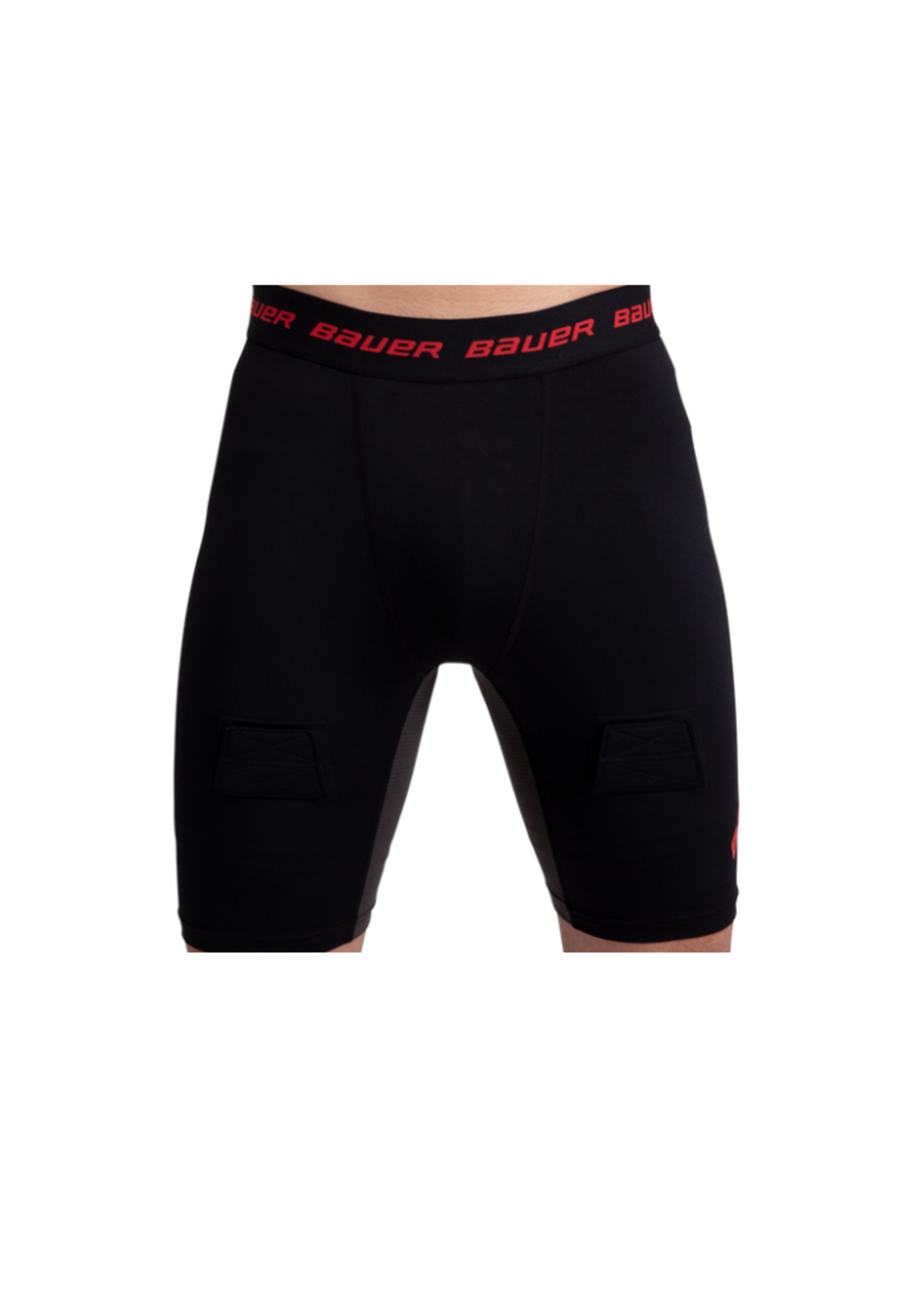 Bauer Essential Compression Jock Shorts Youth