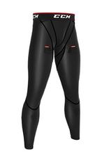 CCM Pro Compression Jock Pants Senior