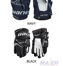 Bauer NSX Youth Hockey Gloves