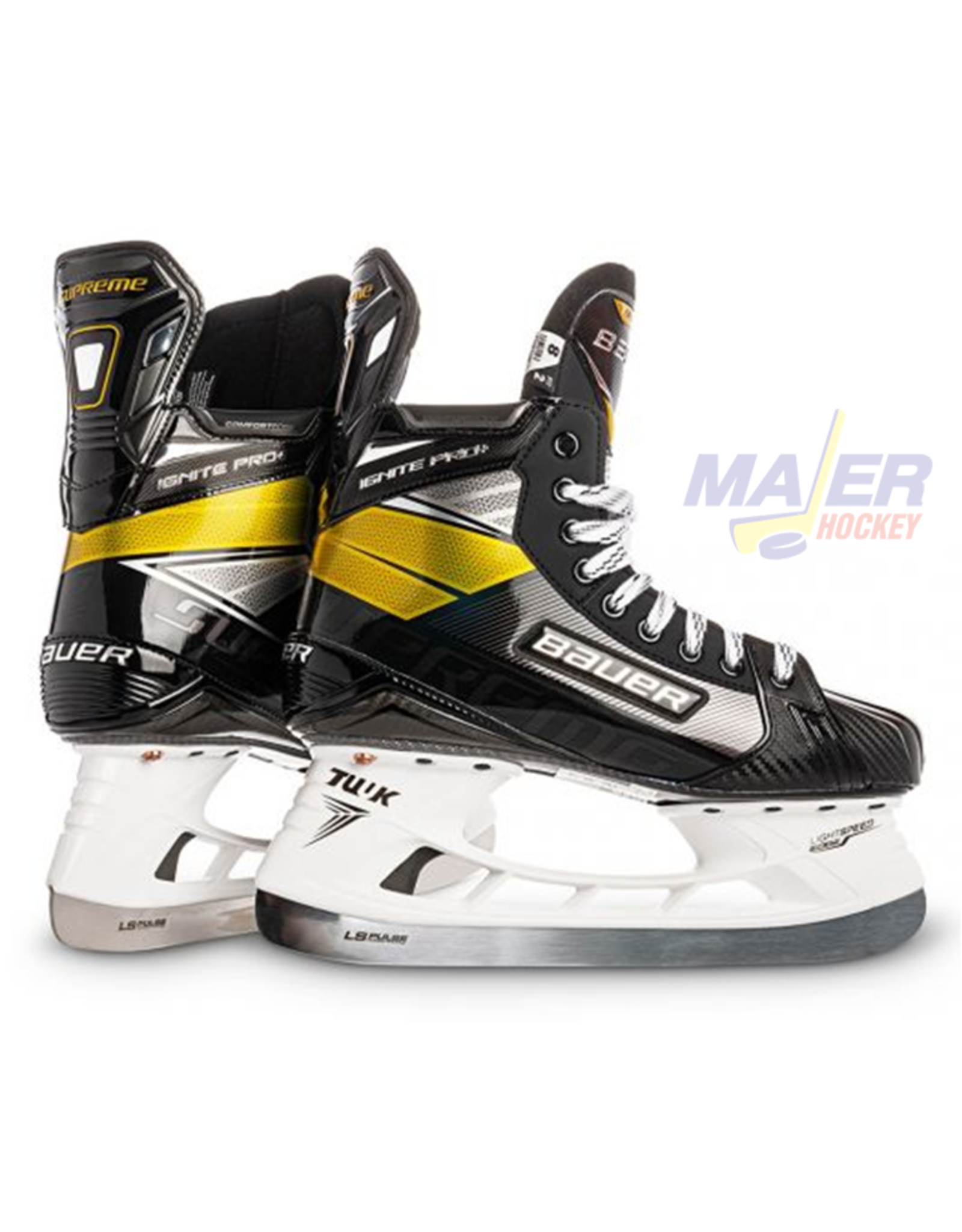 Bauer Supreme Ignite Pro+ Intermediate Hockey Skates