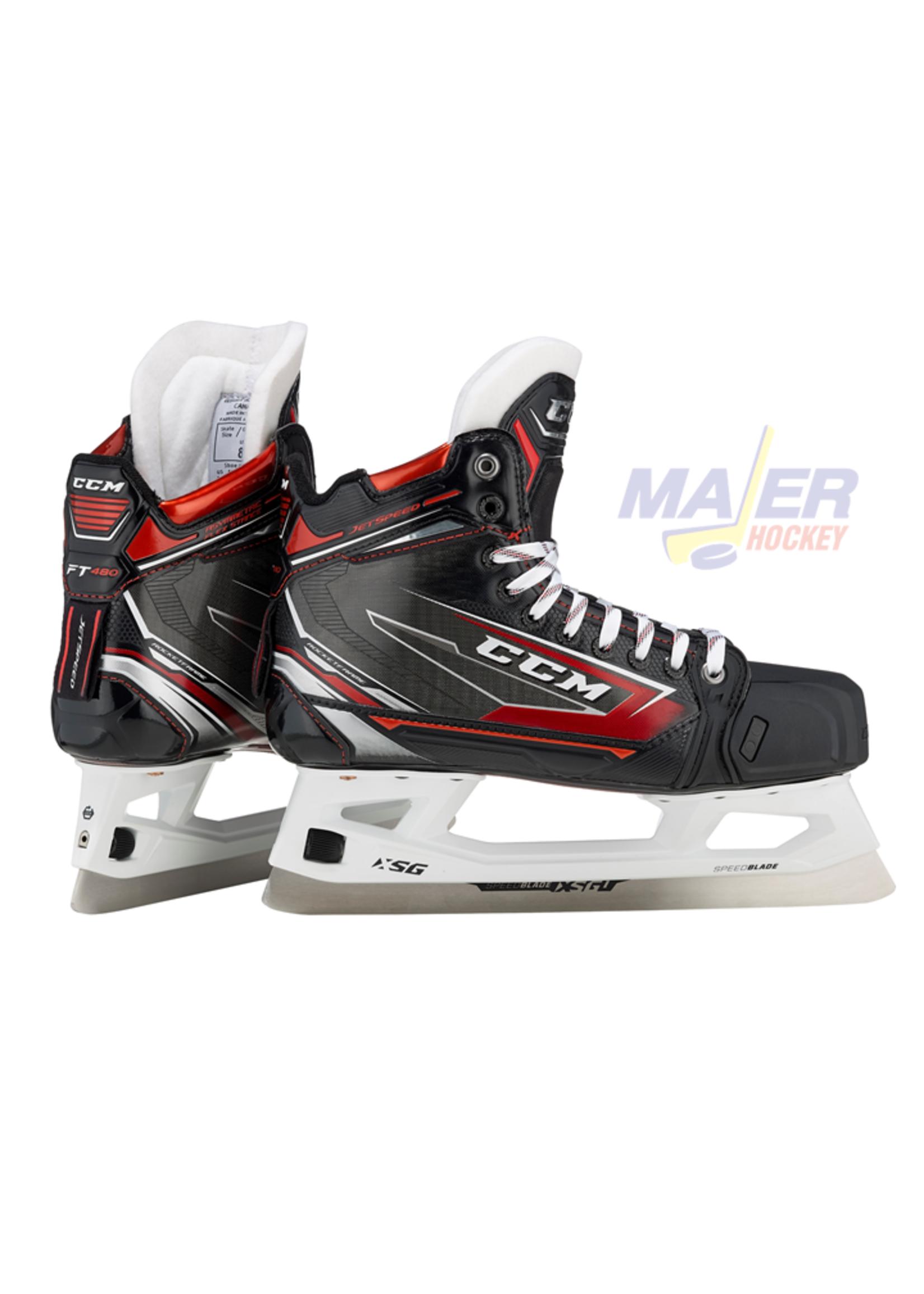 CCM Jetspeed FT480 Senior Goalie Skates
