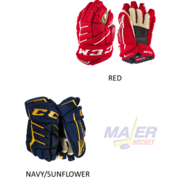 CCM Jetspeed FT390 Senior Hockey Gloves