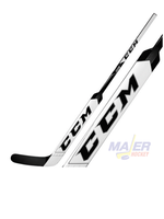 CCM Axis 1.9 Int. Goalie Stick - White/Black