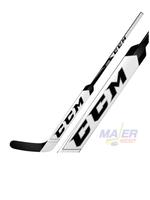 CCM Axis 1.9 Int. Goalie Stick - White/Black
