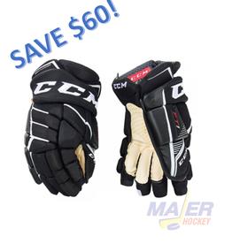 CCM Jetspeed FT1 Senior Gloves