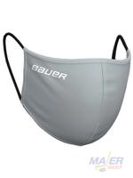 Bauer Reversible fabric Face Mask - GREY/CAMO