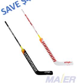 Warrior Ritual V1 SR+ Senior Goalie Stick - left