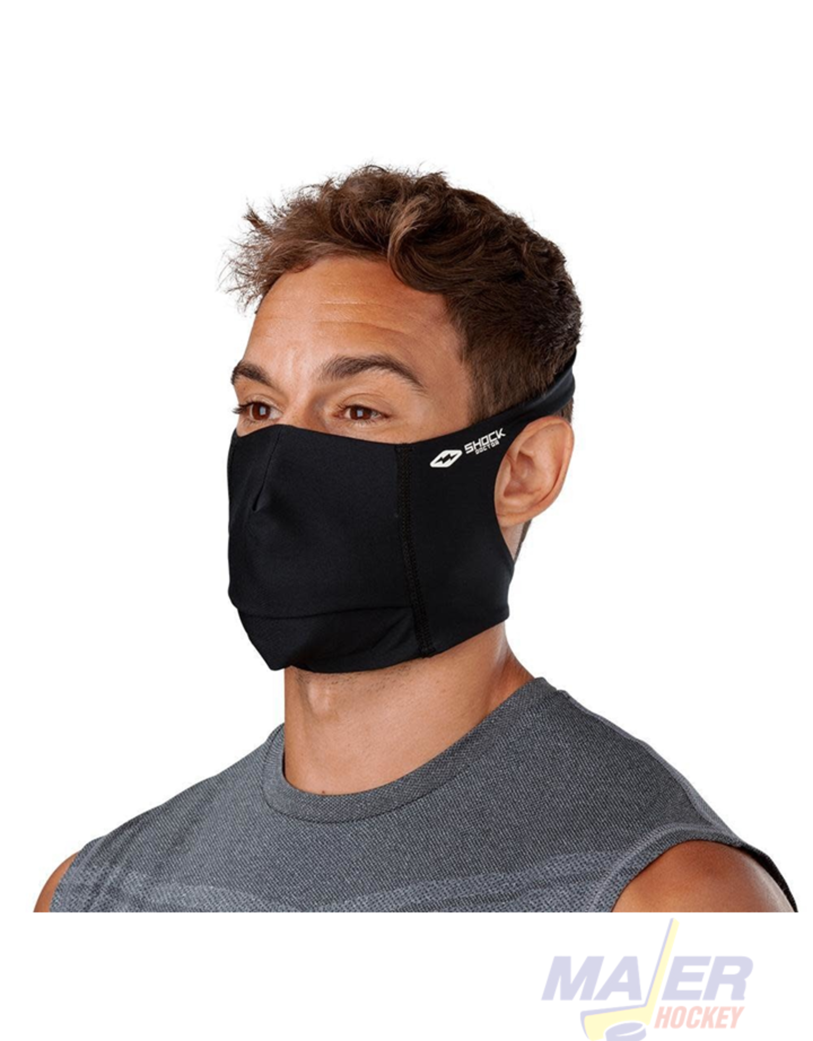 Shock Doctor Play Safe Face Mask